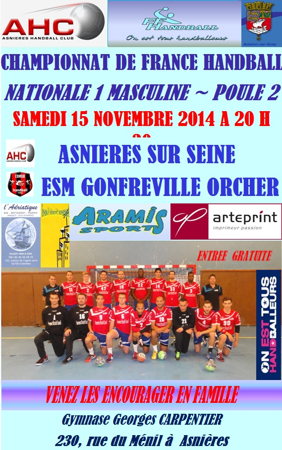 ahc gonfreville