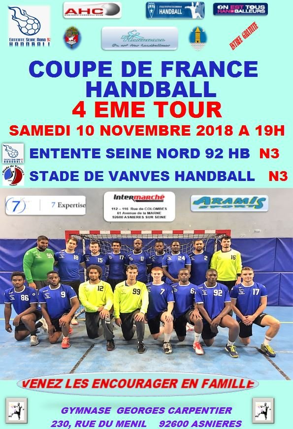 coupe de france ahc-vanves